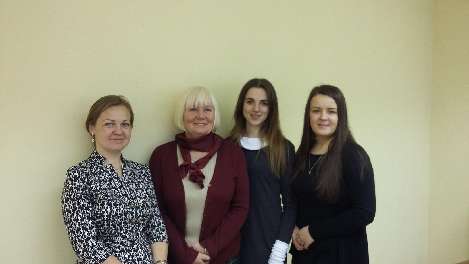 """Seminaras """"Kurčneregių vaikų pažinimas"""" Lietuvos aklųjų ir silpnaregių ugdymo centre"""