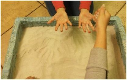 Smėlio terapijos taikymas logopedo ir specialiojo pedagogo darbe