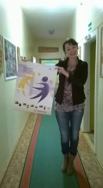 "LKNUC ikimokyklinukai – tarptautinio projekto ""Magic children's crafts"" partneriai"