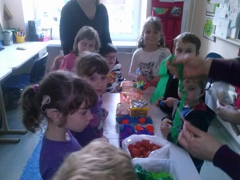 Mamytės dienos paminėjimas Švietimo pagalbos, vertinimo ir konsultavimo skyriuje