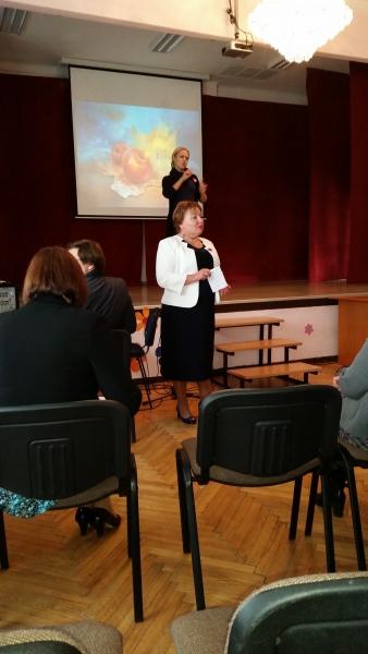 LKNUC pedagogai minėjo profesinę šventę