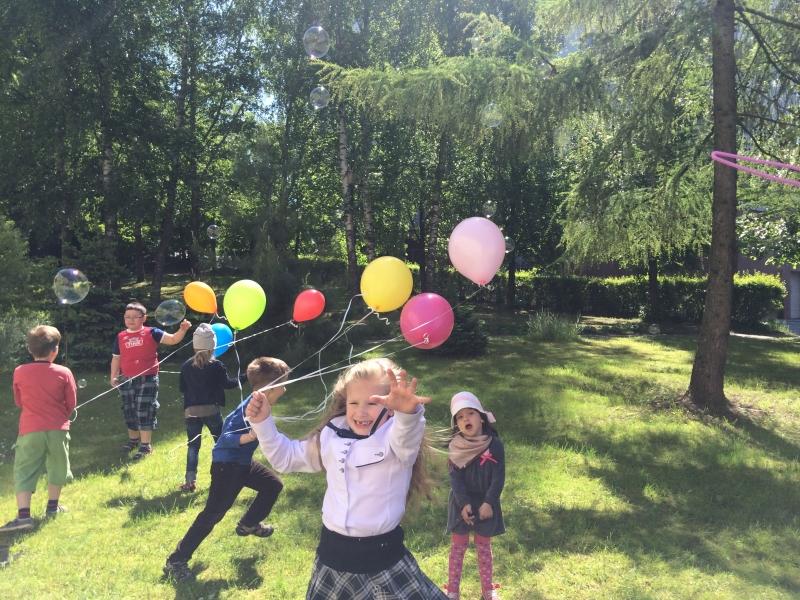 A. Ramaneckaitės išleistuvės ir Vaikų gynimo dienos minėjimas