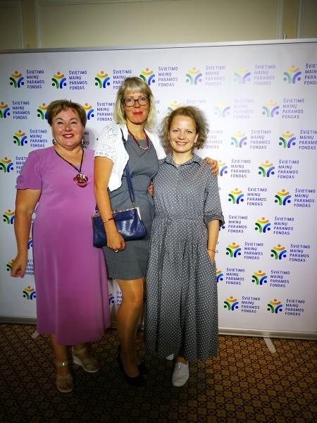 eTwinning programos apdovanojimai 2019