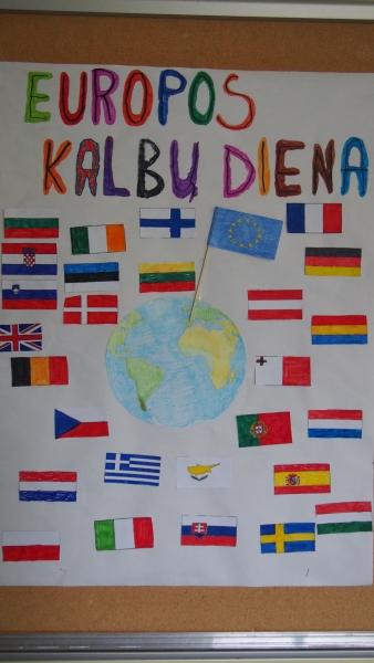 Europos kalbų diena LKNUC